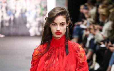 Preen by Thornton Bregazzi Fall 2017 London Fashion Week