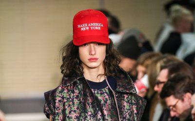 Public School Fall 2017 New York Fashion Week