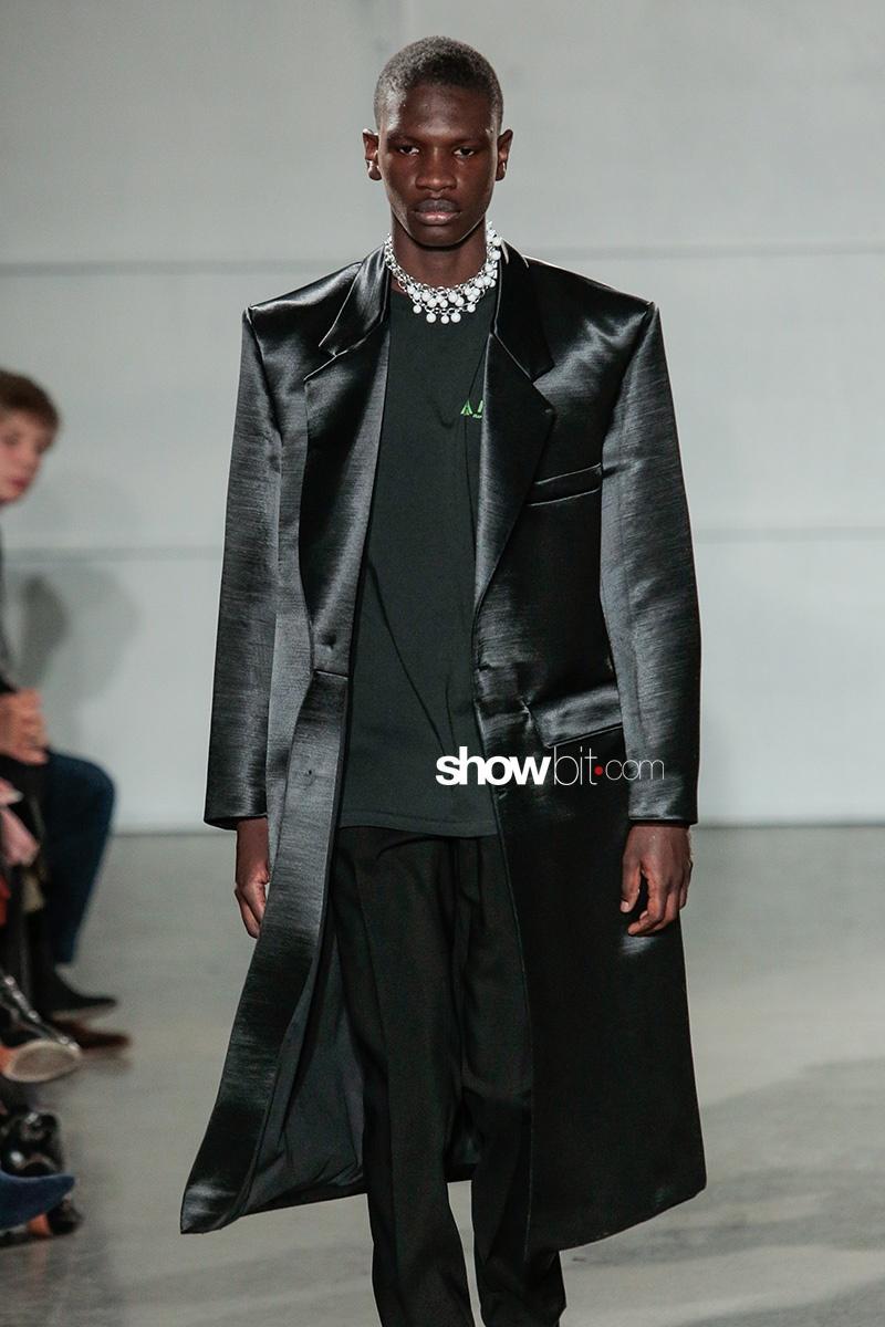 Raf Simons FW17 New York Men's Fashion Week