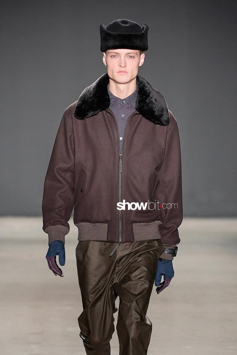 Robert Geller F17 New York Men's Fashion Week