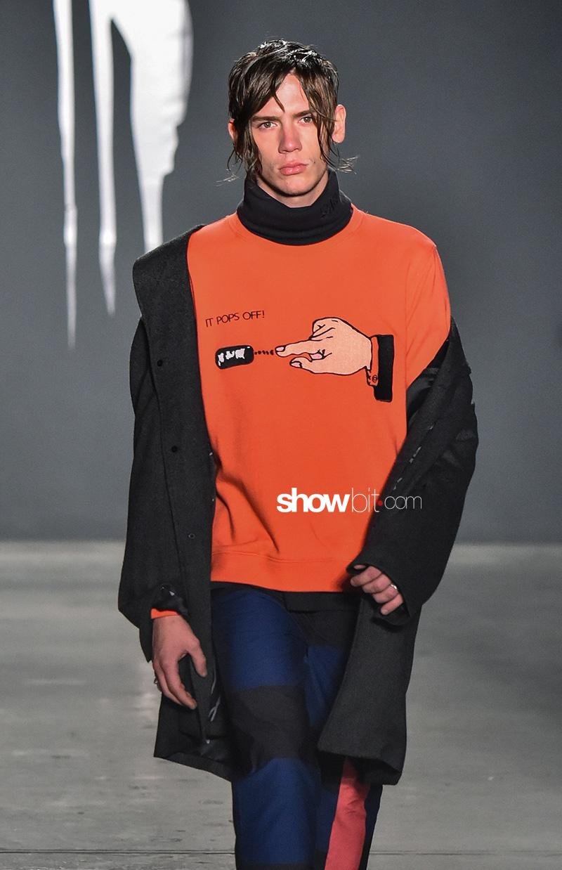Rochambeau F17 NEw York Men's Fashion Week