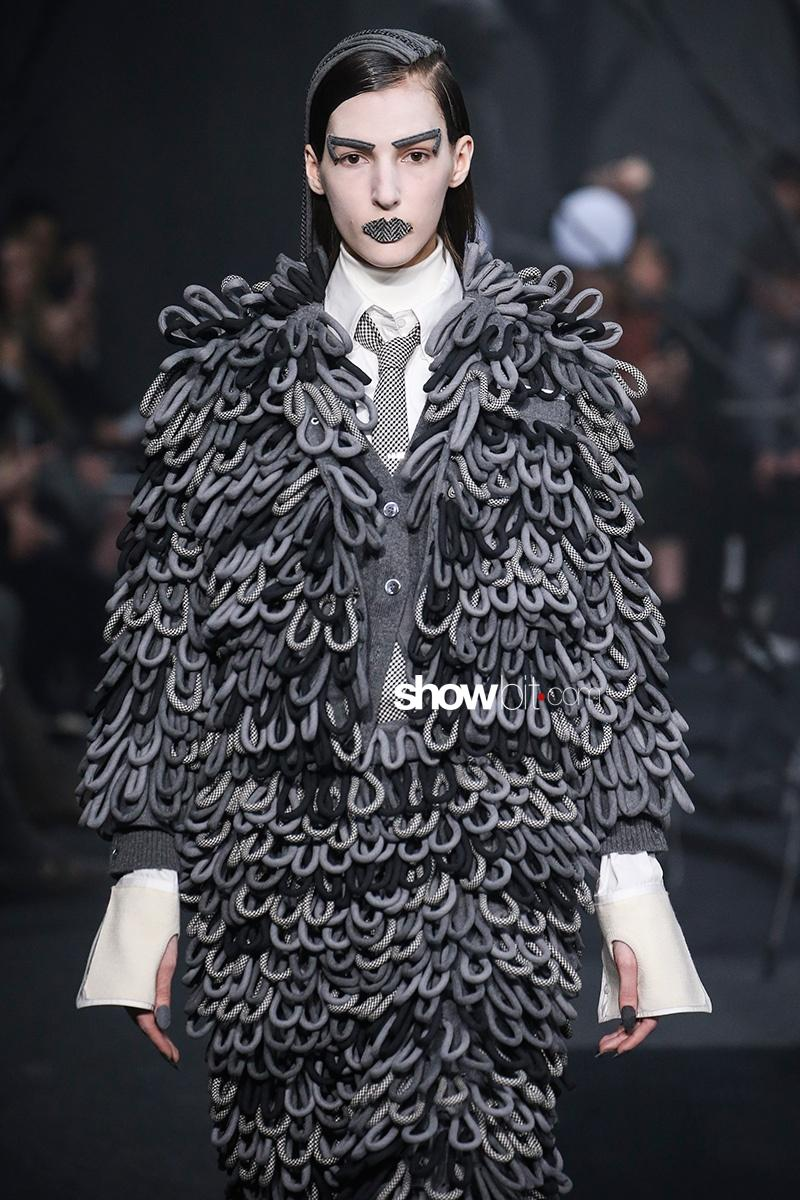 Thom Browne Fall 2017 New York Fashion Week