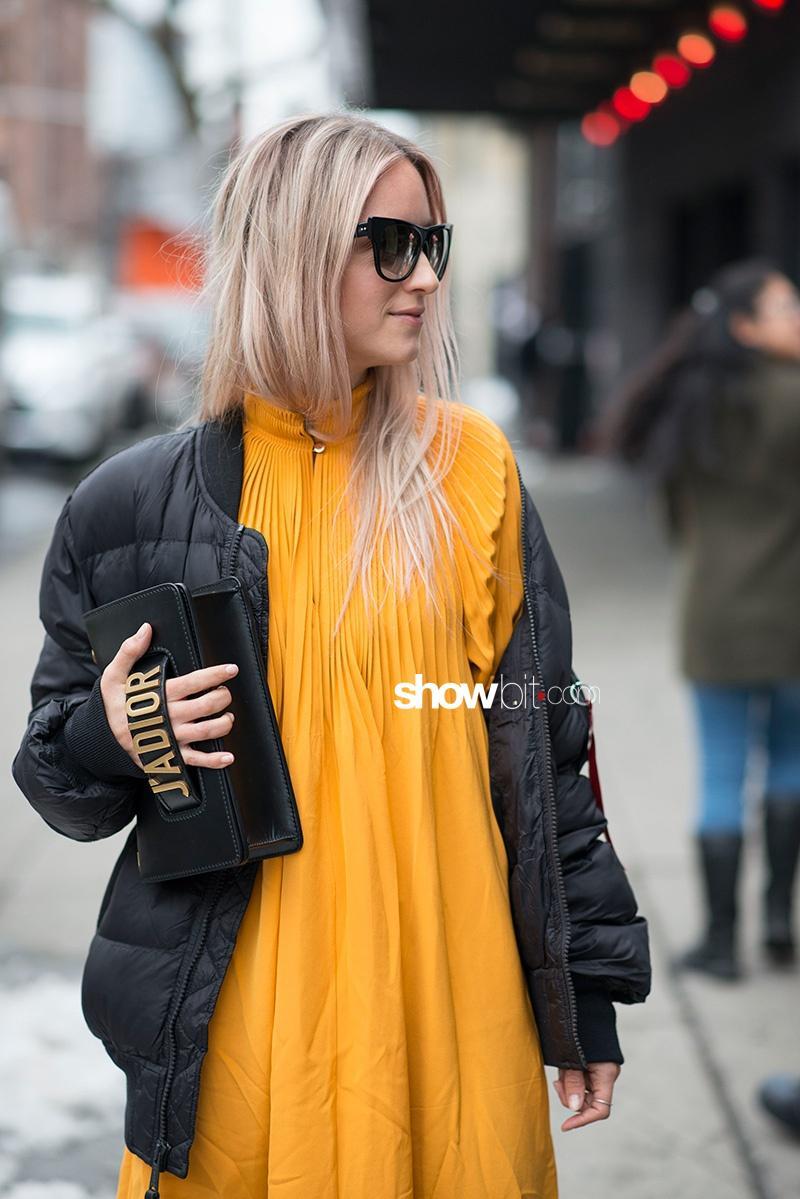 Street Style NYFW Fall 2017