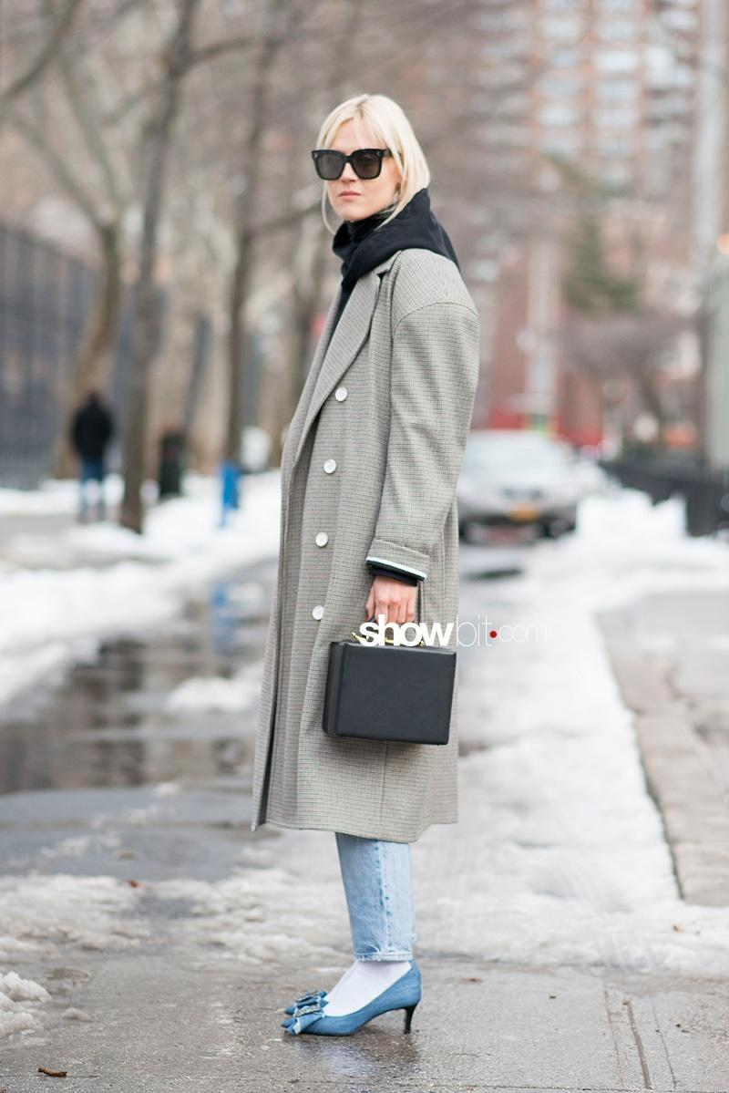 Street Style New York Fall 2017
