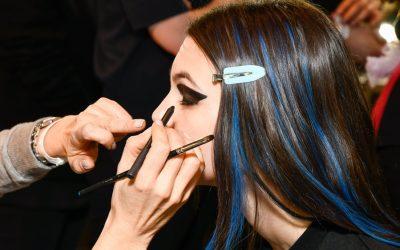 Versace Fall 2017 Beauty Milan Fashion Week