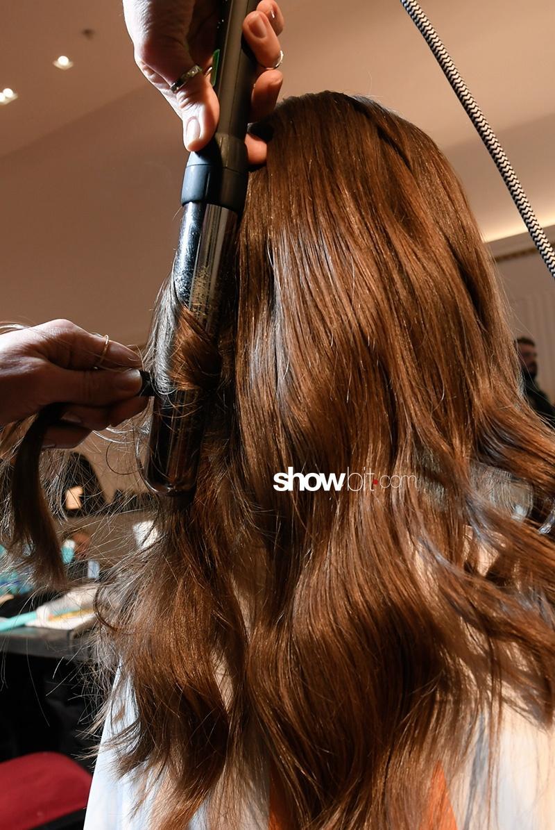 Alexis Mabille F17 Beauty Paris Fashion Week