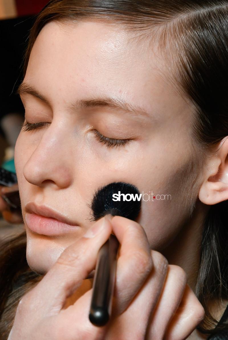 Alexis Mabille F17 Make up Paris Fashion Week