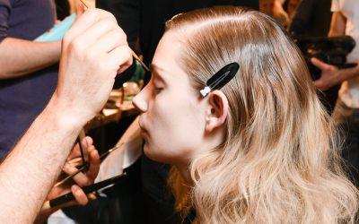Alexis Mabille Fall 2017 Beauty Paris Fashion Week