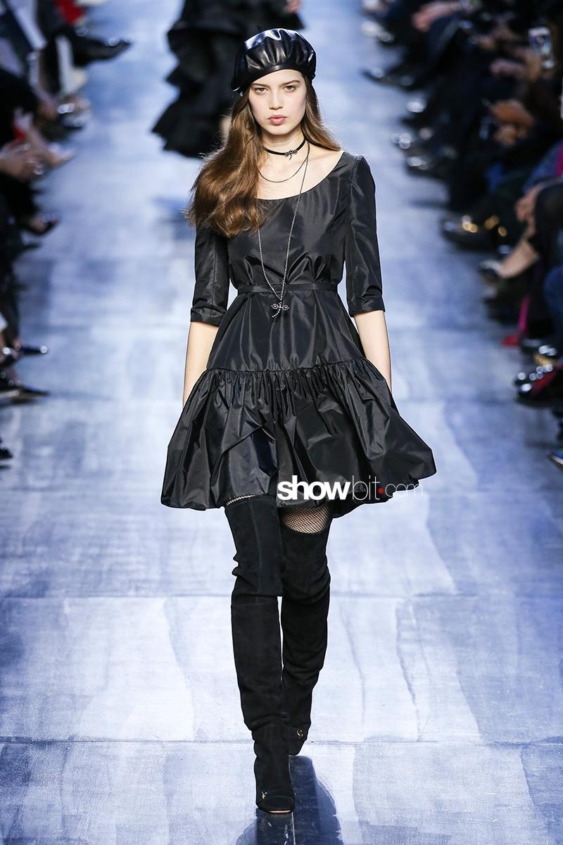 Christian Dior FW17 Paris Fashion Week