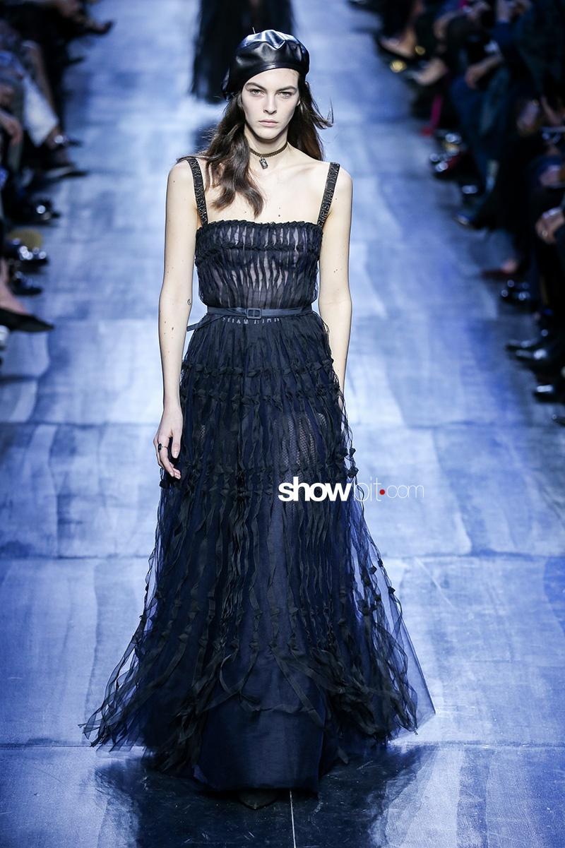 Christian Dior F17 Paris Fashion Week