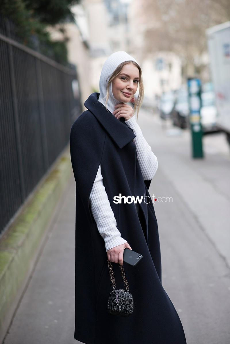 Paris Fashion Week F17 Street Style