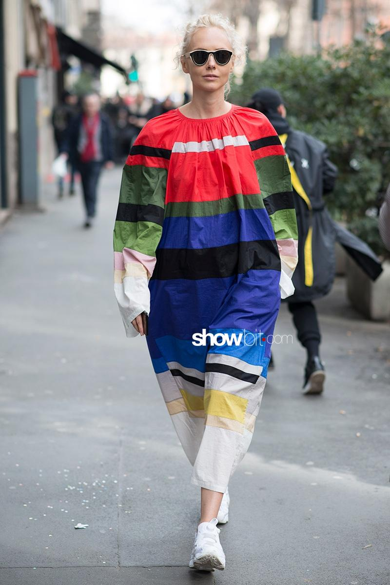 Street Style Autunno Inverno 2017 Tutto Il Meglio Showbit