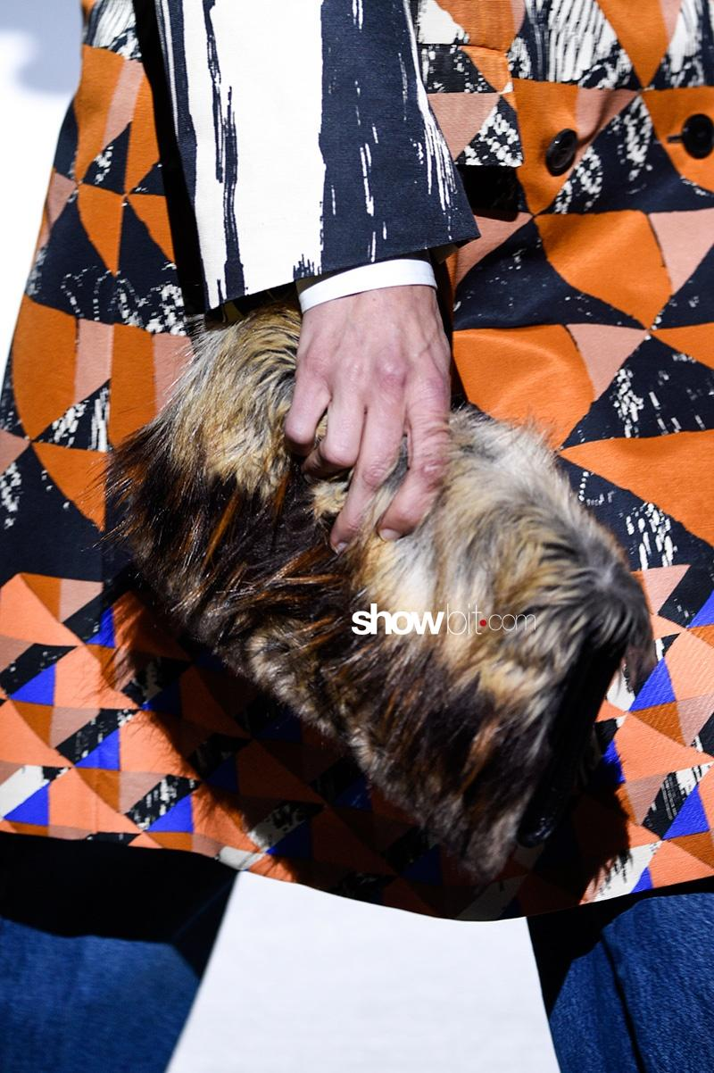 Dries Van Noten Fall 2017 Paris Fashion Week Bag