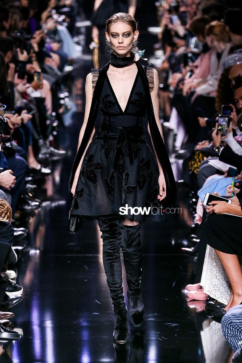 Elie Saab FW17 Paris Fashion Week