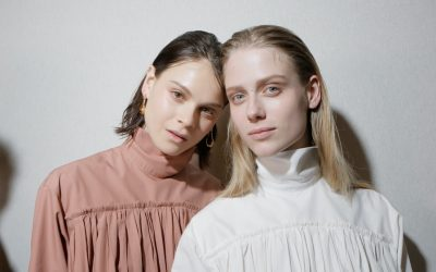 Lemaire Fall 2017 Backstage Paris Fashion Week