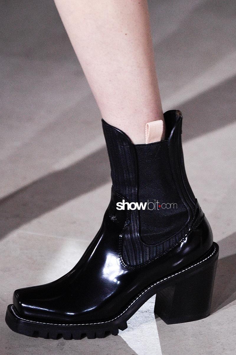 Louis Vuitton FW17 Shoes Paris Fashion Week