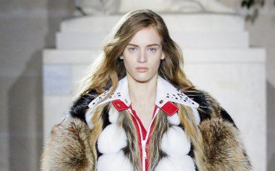 Louis Vuitton Fall 2017 Paris Fashion Week