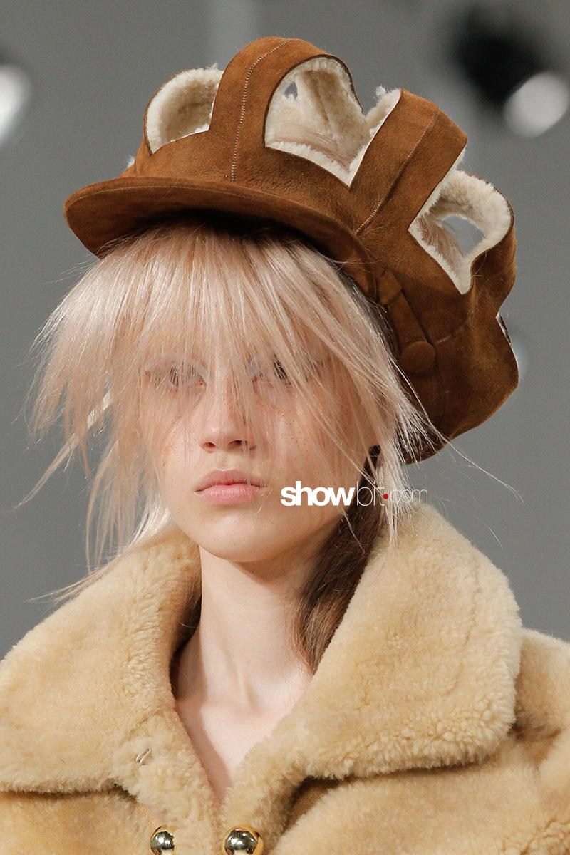 Maison Margiela FW17 Hat Paris Fashion Week
