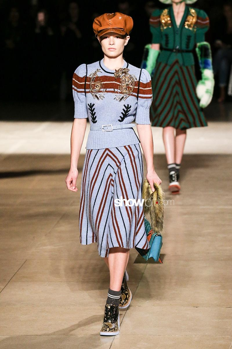Miu Miu F17 Paris Fashion Week