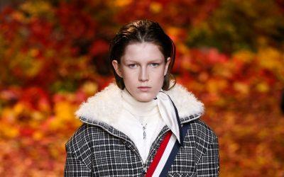 Moncler Gamme Rouge Fall 2017 Paris Fashion Week