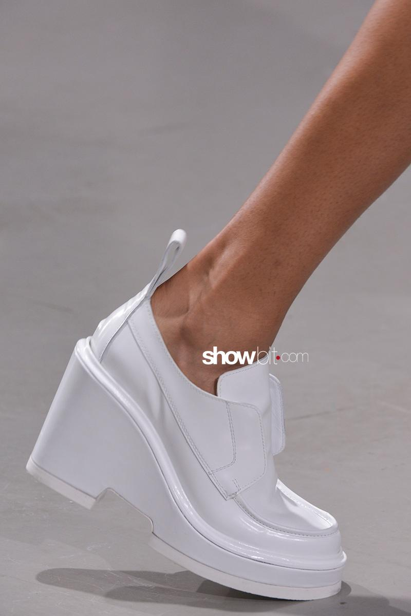 Paco Rabanne Shoes F17 PFW