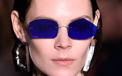 Fall 2017 Accessories Highlights: Rimless Sunglasses