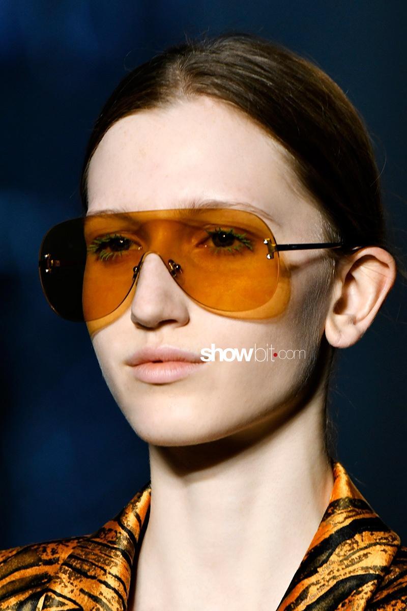 Emilio Pucci Fall 2017 Sunglasses