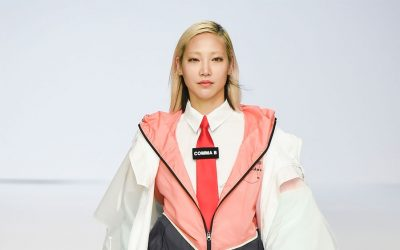Seoul Fashion Week Autunno 2017
