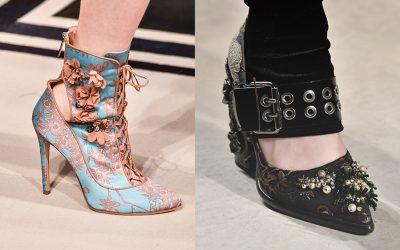 Shoes Trend: Floral