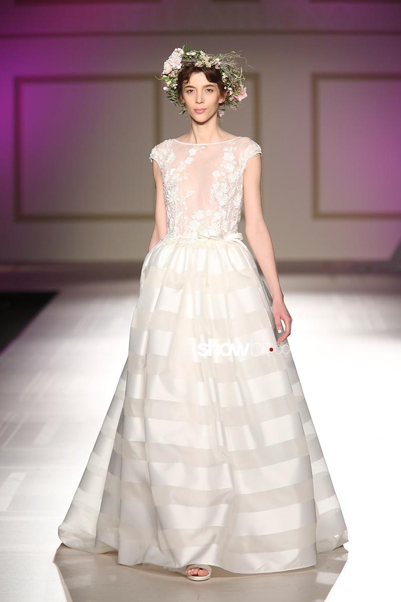 Blumarine Bride 2018 Milan