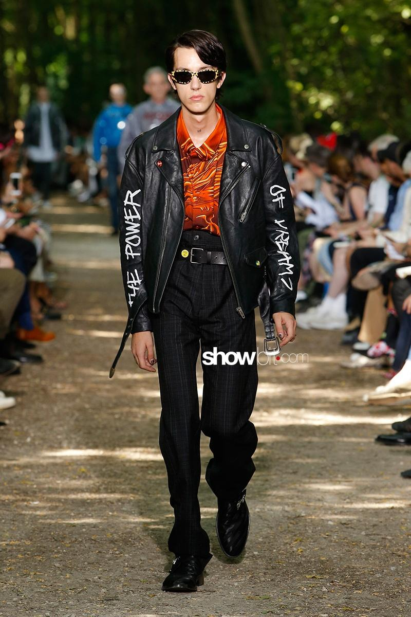 Balenciaga S18 Men Collection