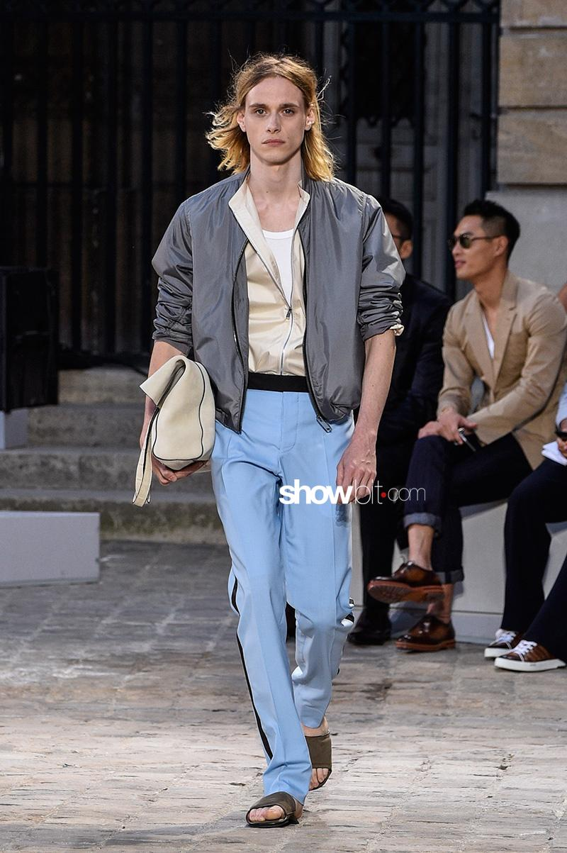 Berluti S18 Collection Paris