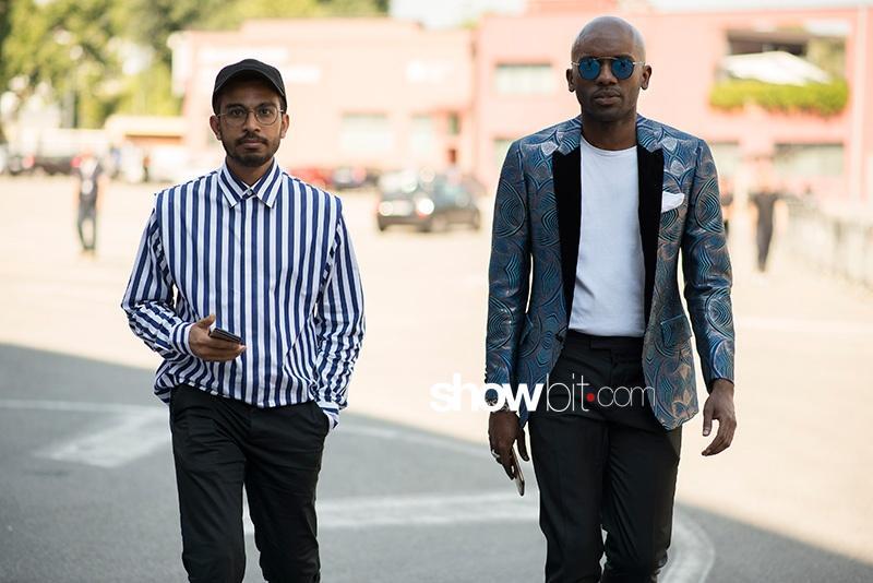 Street Style Milan Men's SS18