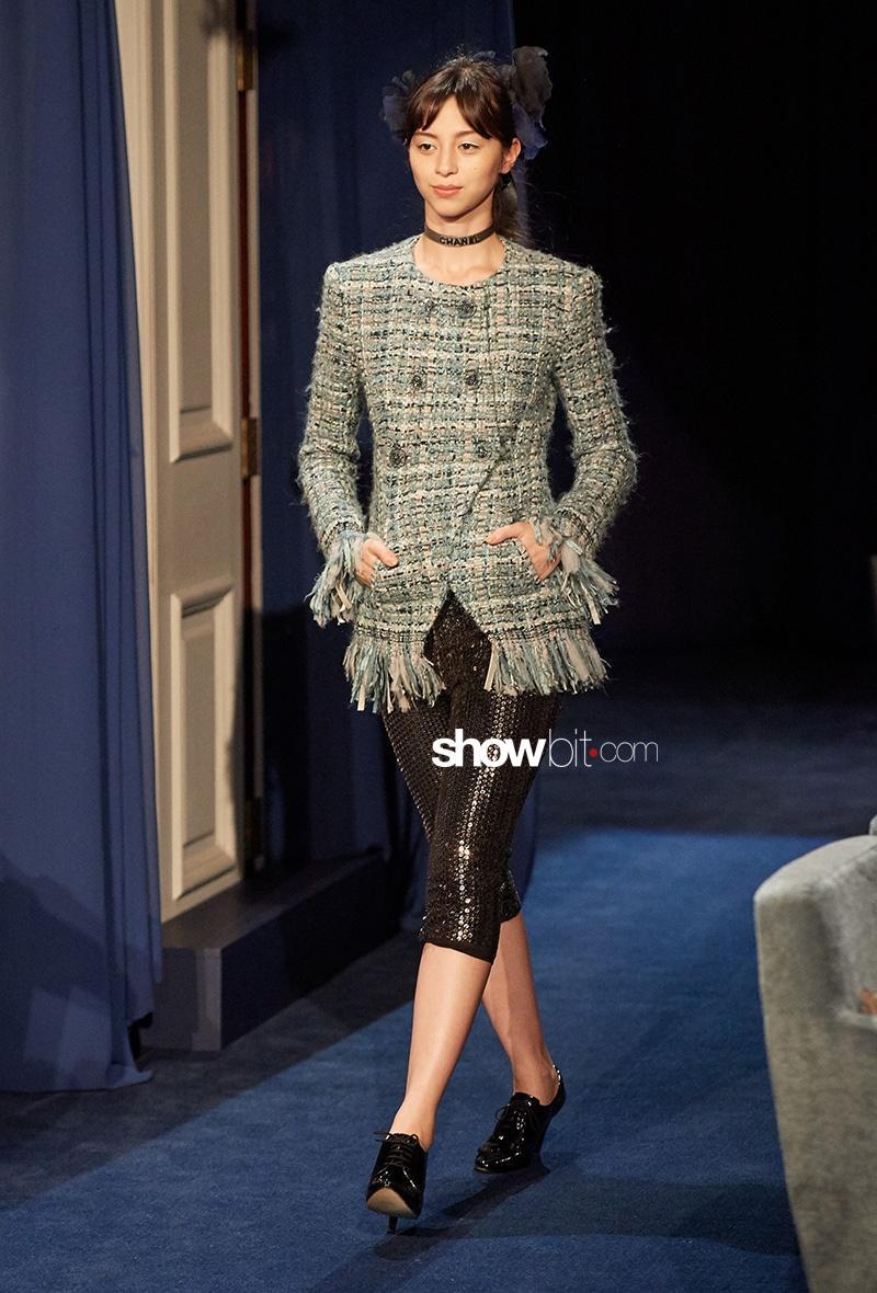 Chanel Métiers d'art Collection Tokyo