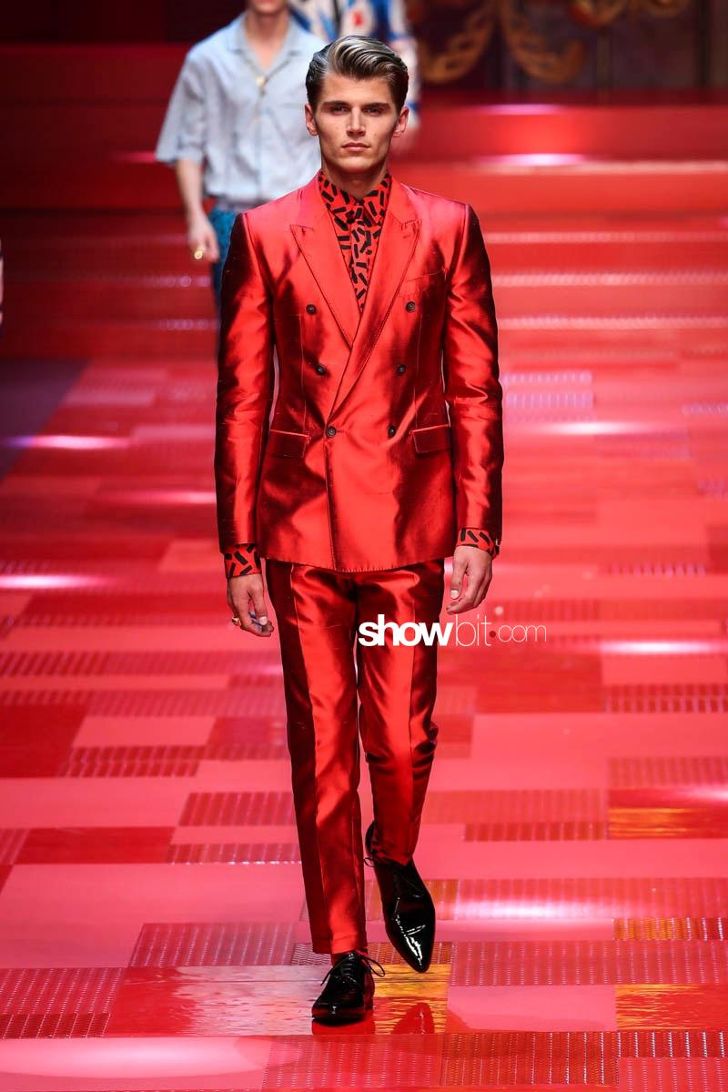 Dolce & Gabbana Spring 2018 Men