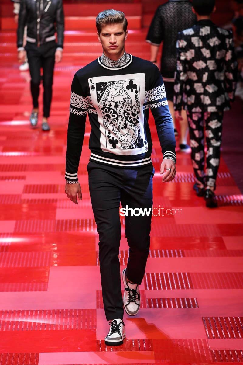 Dolce & Gabbana S18 Men