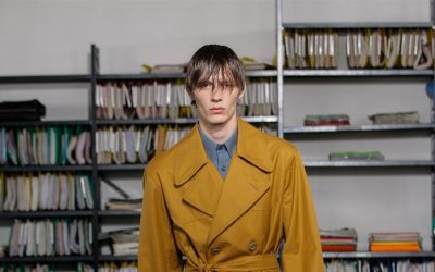PMFW: Dries Van Noten Collezione Primavera Estate 2018