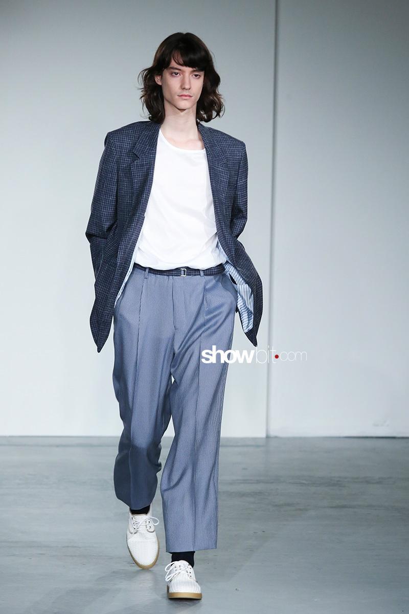 E. Tautz SS18 Menswear