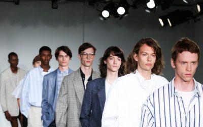 LFWM: E. Tautz Spring Summer 2018 Menswear