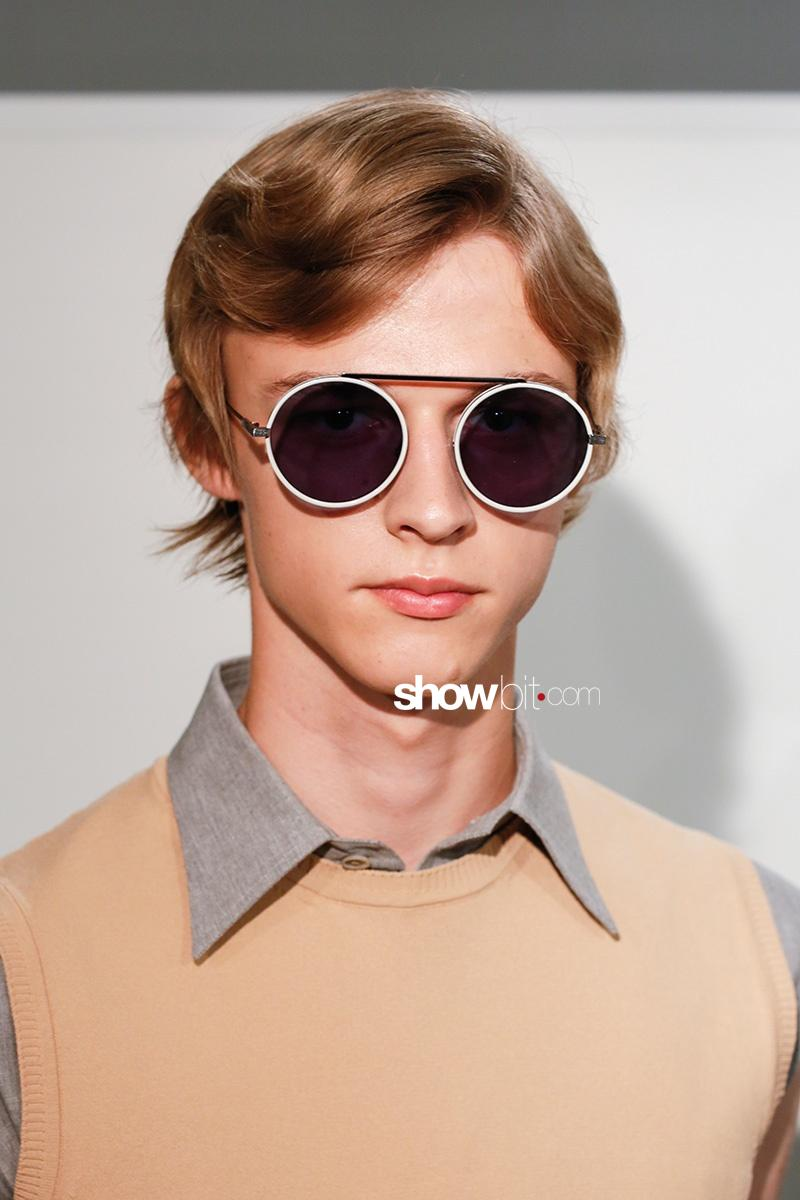 Fendi Men S18 Backstage