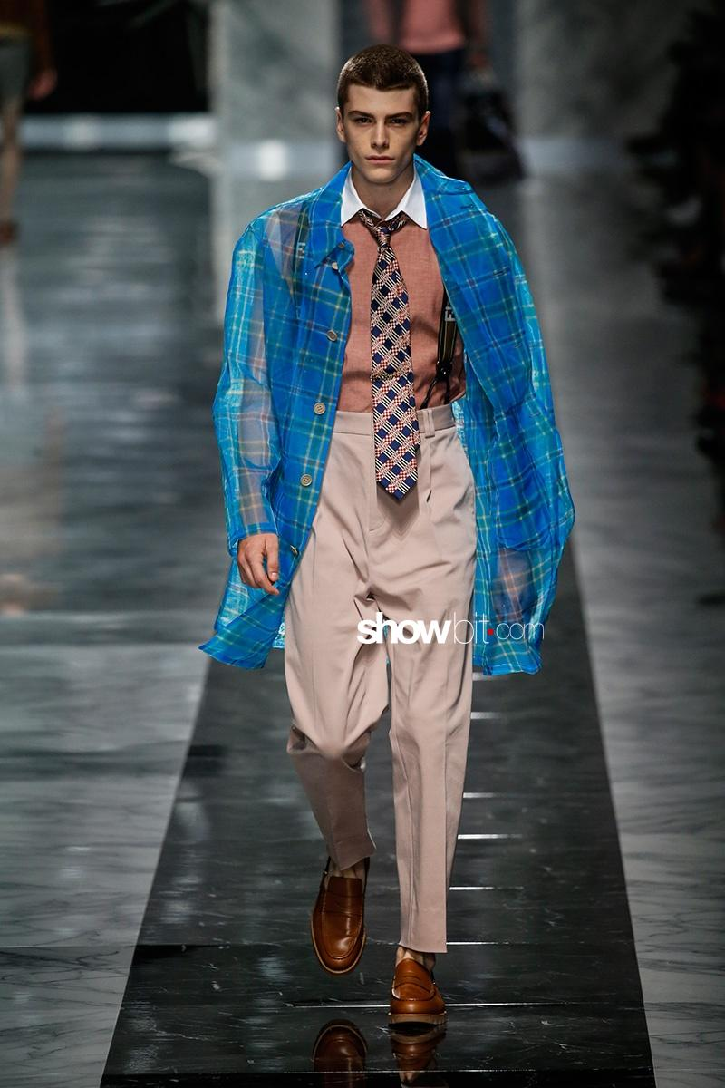 Fendi S18 Men Collection