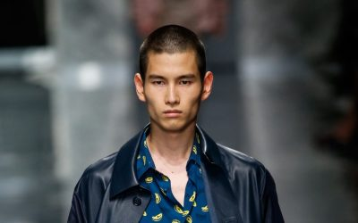 MMFW: Fendi Spring Summer 2018 Men's Collection