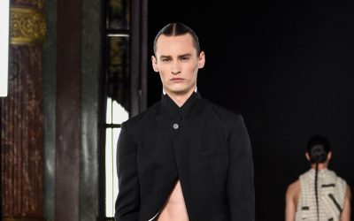 PMFW: Haider Ackermann Spring Summer 2018 Collection