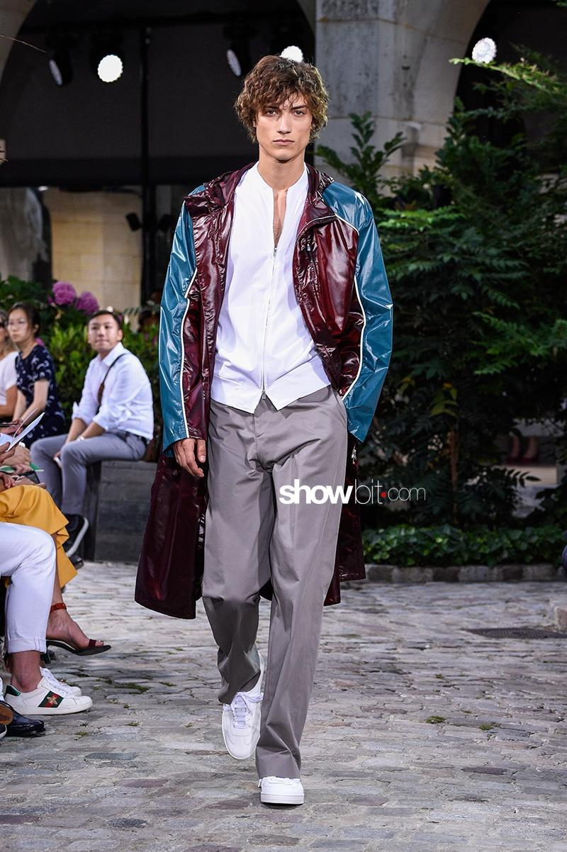 Hermès Spring Summer 2018 Menswear Collection