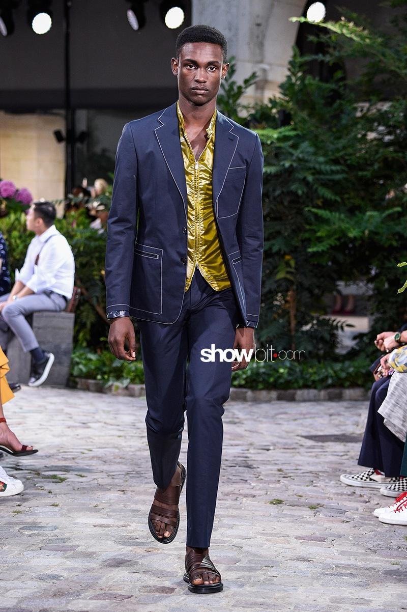 Hermès SS18 Menswear