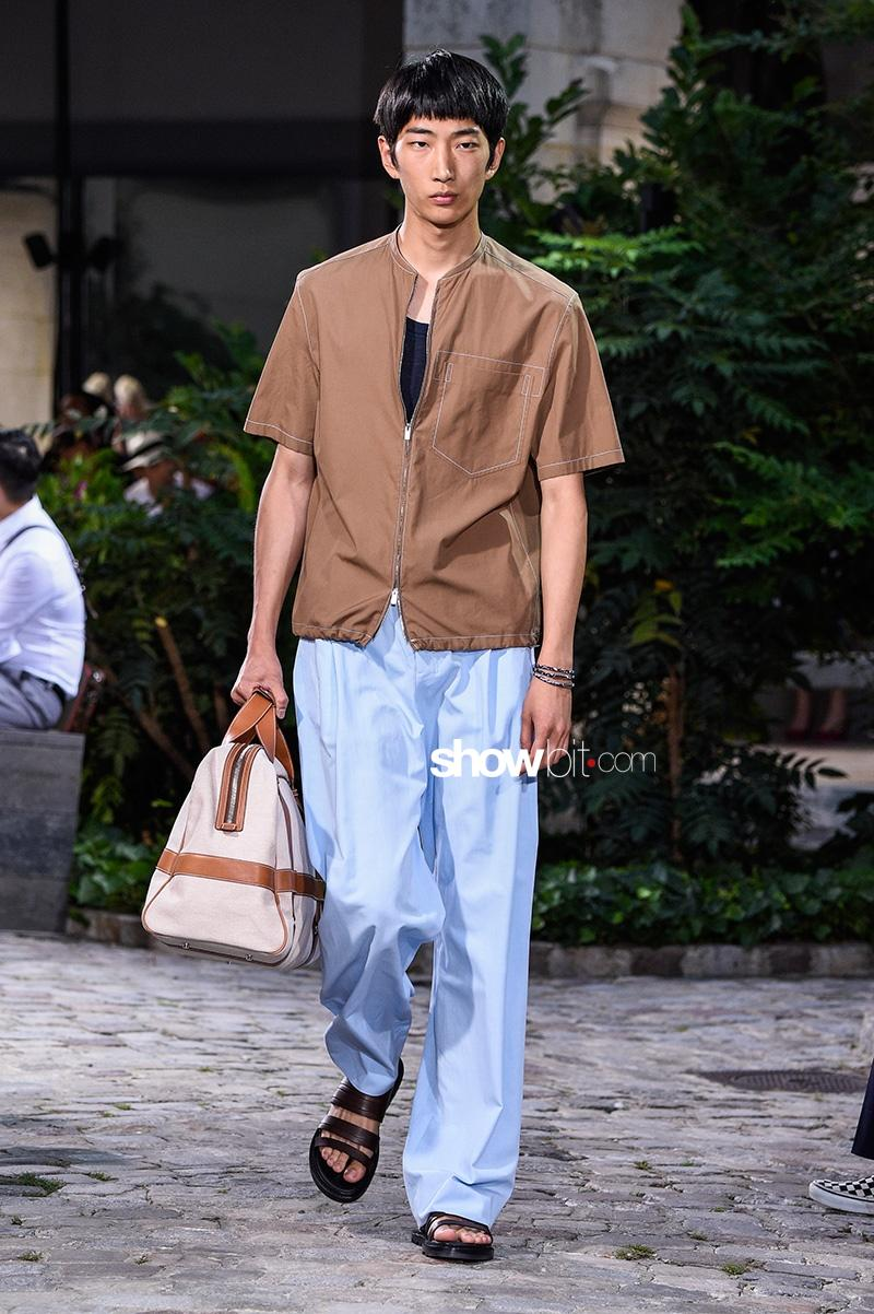 Hermès S18 Menswear Collection