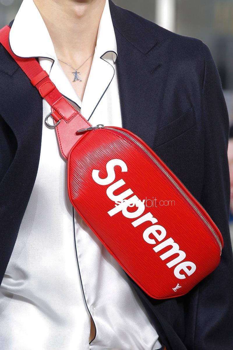 Louis Vuitton x Supreme F17