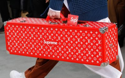 Today is the day: Louis Vuitton x Supreme