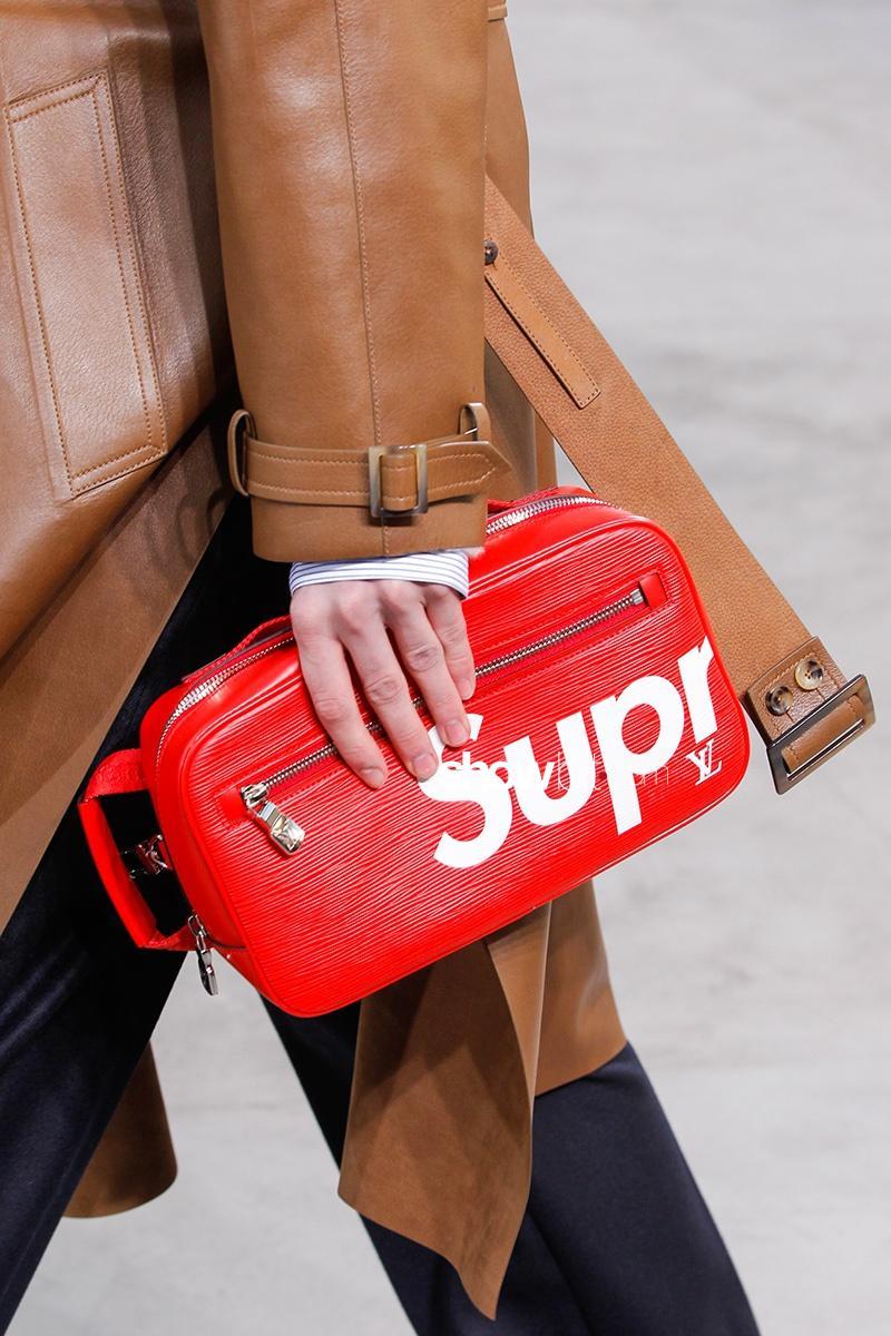 Supreme x Louis Vuitton F17