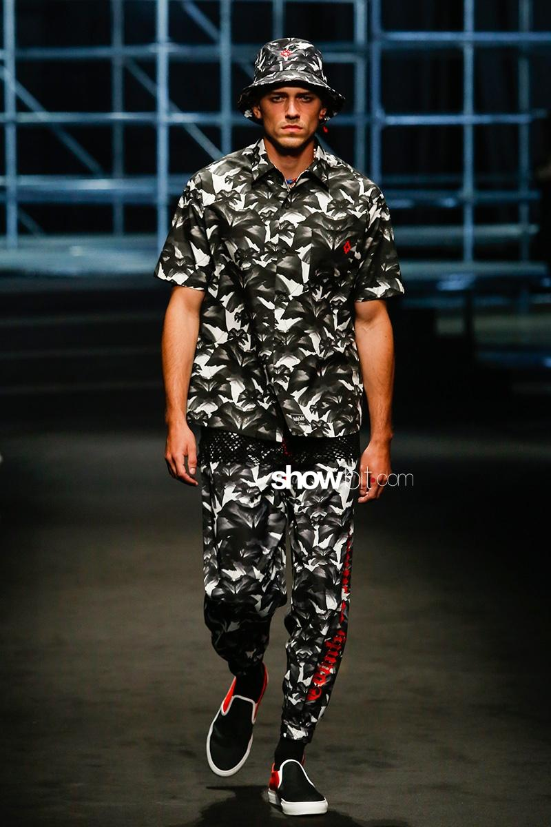 Marcelo Burlon S18 Total Look Camo